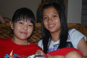 Me and Yuan