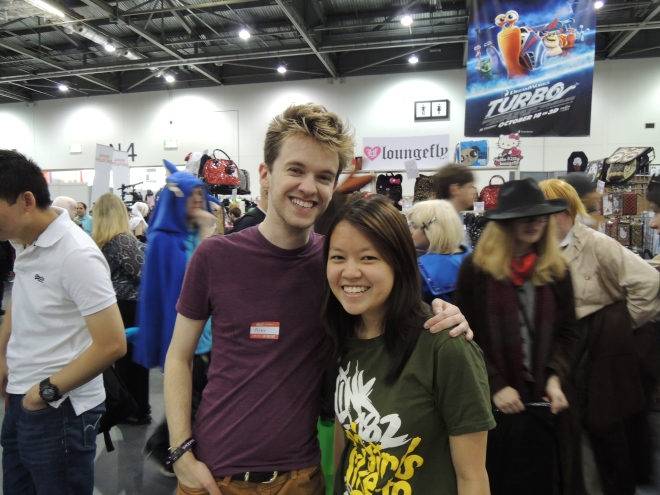 ALEX DAY AND YOURS TRULY