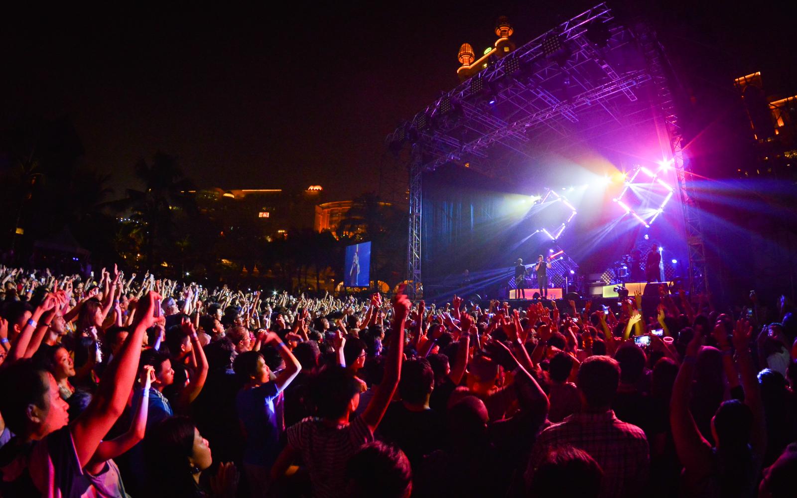 One Republic Native Live Tour in Malaysia-9067