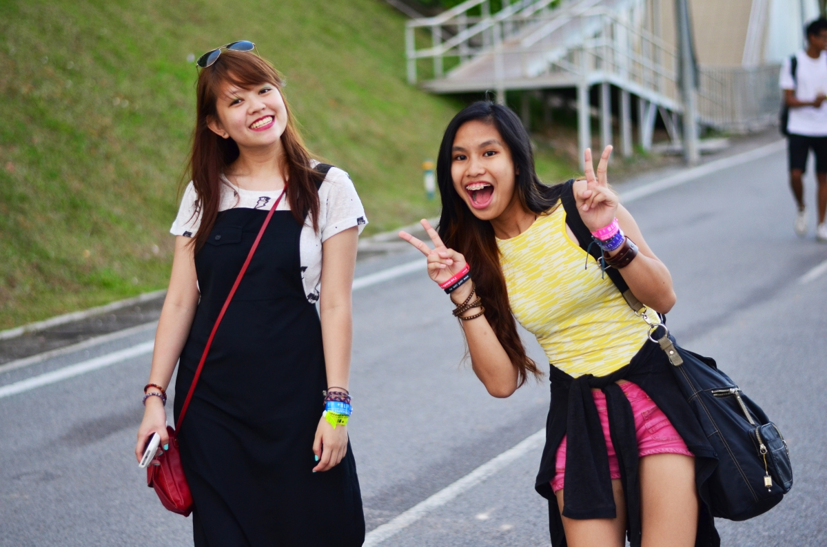 Urbanscapes As A First-timer