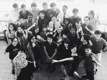 Sunway A Levels July 2013 intake Group 3; so much love for this group of people